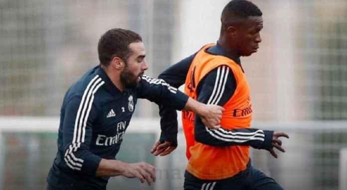 Real Madrid Sambut Dani Carvajal Jelang Tandang ke Celta Vigo
