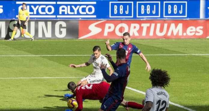 Real Madrid Punya Pertahanan Terburuk dalam 10 Tahun Terakhir