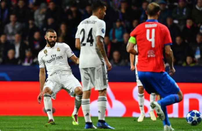 Karim Benzema Sukses Cetak 200 Gol untuk Real Madrid