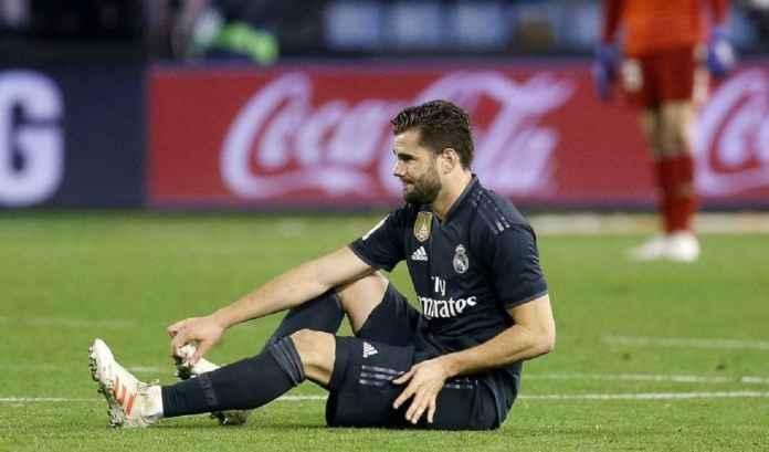Real Madrid Tanpa Nacho Fernandez di Piala Dunia Klub 2018