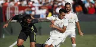 Sergio Reguilon Menambah Panjang Daftar Cedera Real Madrid