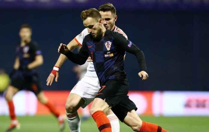 Barcelona Khawatirkan Cedera Ivan Rakitic