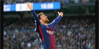Lionel Messi Diam-diam Pecahkan Rekor