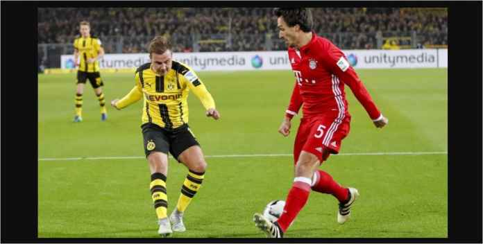 Der Klassiker Borussia Dortmund vs Bayern Munchen, 10 Fakta Pahit