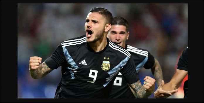 Diam-diam Mauro Icardi Catatkan Rekor Untuk Argentina