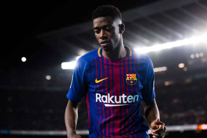 Barcelona Tawarkan Ousmane Dembele ke Liverpool