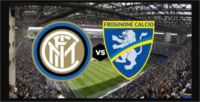 Frosinone, Peluang Terbaik Inter Milan untuk Kembali Menang