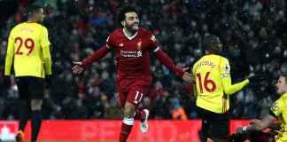 Prediksi Liga Inggris Watford vs Liverpool