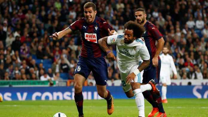 Prediksi Liga Spanyol Eibar vs Real Madrid