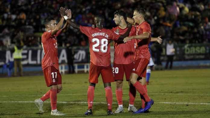 Prediksi Real Madrid vs Real Valladolid 3 November 2018