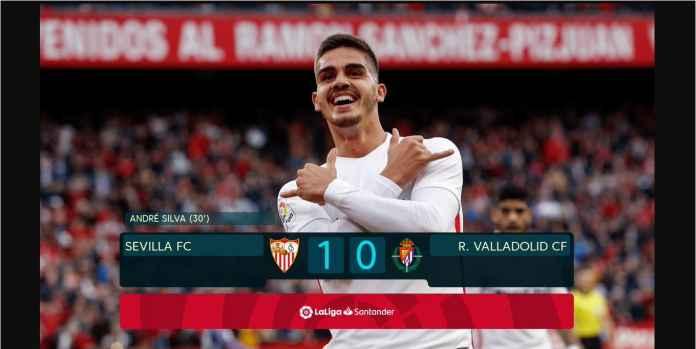 Hasil Sevilla vs Real Valladolid Skor 1-0, Singkirkan Barcelona