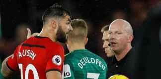 Southampton vs Watford, Hasil Imbang Penuh Kontroversi