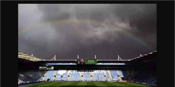 Hasil Leicester City vs Burnley, The Foxes Gagal Persembahkan Kemenangan Untuk Khun Vichai