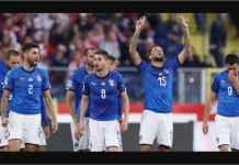 Italia Seret Gol, Mancini Sebut Kurang Beruntung Saja