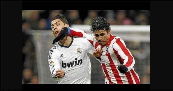 Cristiano Ronaldo Ketemu Musuh-musuh Lama di Atletico Madrid