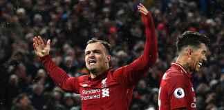Cuplikan Gol Liverpool vs Manchester United