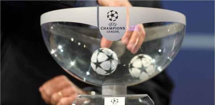 Hasil Drawing Liga Champions Babak 16 Besar