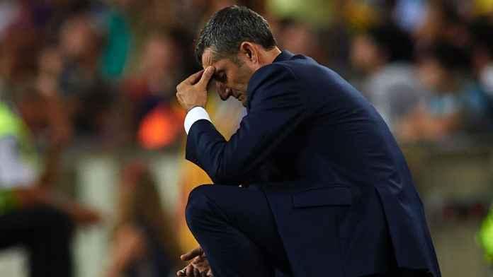 Ernesto Valverde Lelah, Tinggalkan Barcelona Akhir Musim?