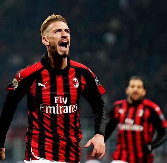 Hasil AC Milan vs SPAL, Liga Italia