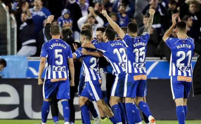 Hasil Alaves vs Sevilla, Liga Spanyol