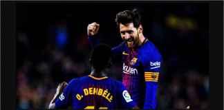 Barcelona Menjauh 3 Poin di Puncak Klasemen Liga Spanyol