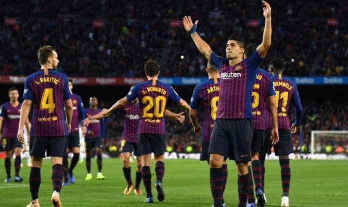 Hasil Barcelona vs Cultural Leonesa, Copa del Rey