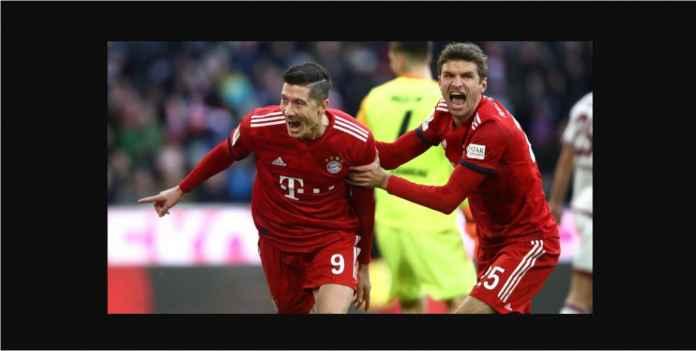 Hasil Bayern Munchen vs Nurnberg Skor 2-0, Die Roten Naik Posisi Kedua