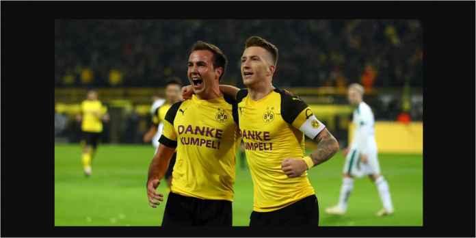 Borussia Dortmund Menjauh 9 Poin di Puncak Liga Jerman