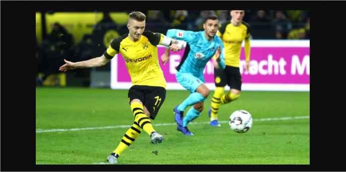 Hasil Borussia Dortmund vs Freiburg Skor 2-0, Der BVB Menjauh 7 Poin