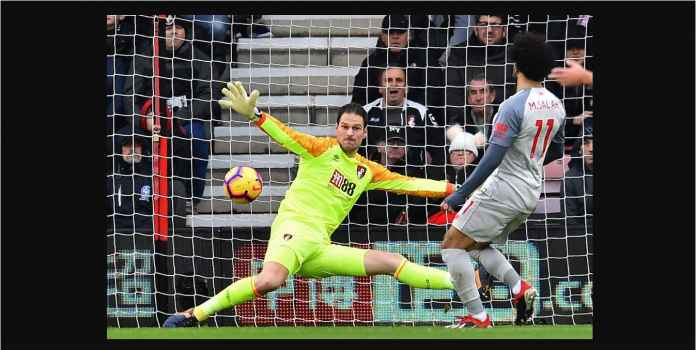 Hasil Bournemouth vs Liverpool Skor 0-4, The Reds Gusur Manchester City