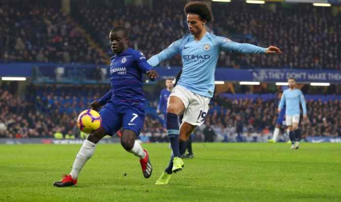 Hasil Chelsea vs Manchester City, Liga Inggris