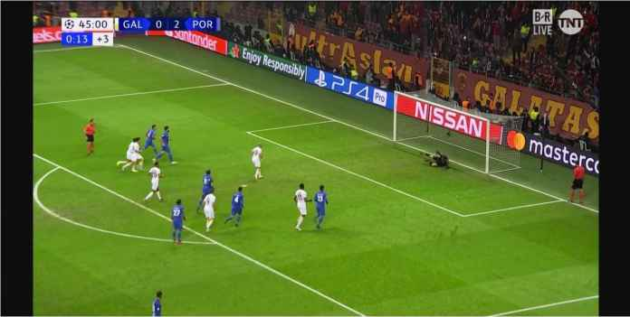 Hasil Galatasaray vs FC Porto Skor 2-3, Gala Urutan Tiga, Porto Juara