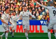 Hasil Huesca vs Real Madrid Skor 0-1, Selisih 5 Poin Lagi Dari Barcelona