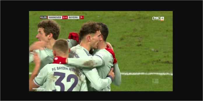 Bayern Munchen Tipiskan Jarak Dari Borussia Dortmund