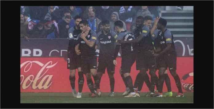 Sevilla Tampil Buruk, Hoki Dapat Gol Menit 90