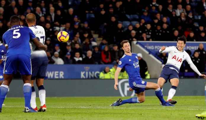 Hasil Leicester City vs Tottenham Hotspur, Liga Inggris