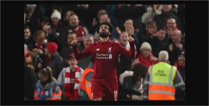 Hasil Liverpool vs Napoli Skor 1-0, Mohamed Salah Pahlawan The Reds!