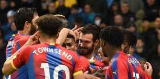 Hasil Manchester City vs Crystal Palace, Liga Inggris