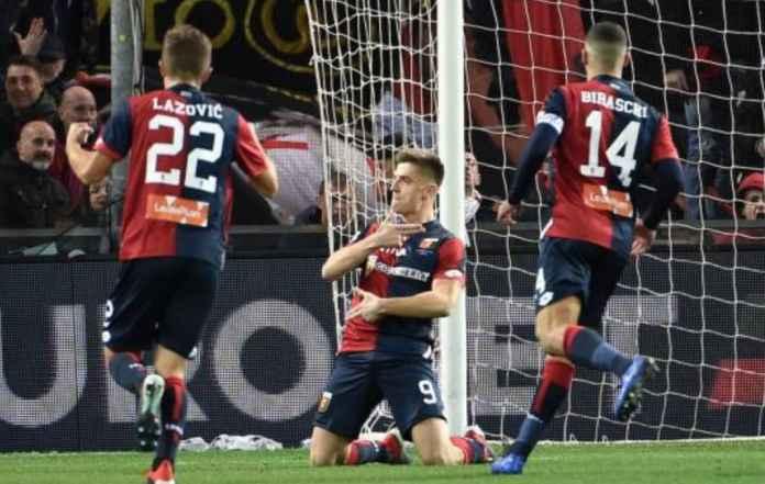 Hasil Roma vs Genoa, Liga Italia