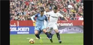 Sevilla Menang 2-0, Samai Poin Barcelona dan Atletico Madrid!