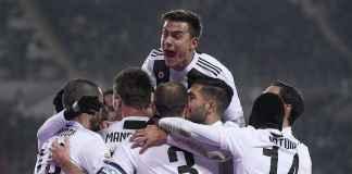 Hasil Torino vs Juventus, Liga Italia