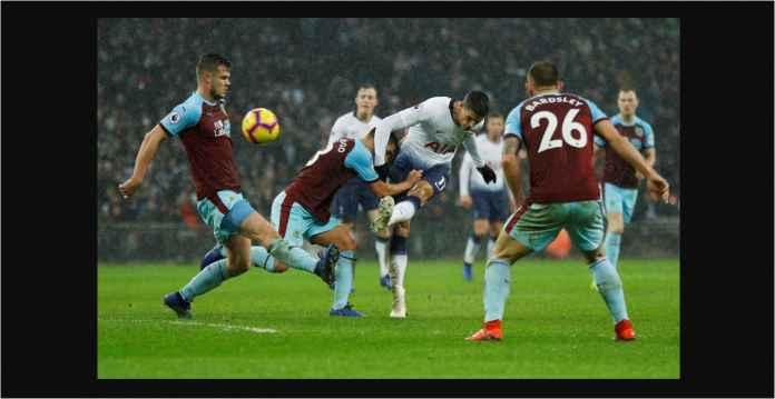 Hasil Tottenham Hotspur vs Burnley Skor 1-0, Tiga Poin Dari Liverpool!