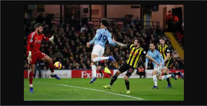 Hasil Watford vs Manchester City Skor 1-2, 13 Kemenangan Tanpa Kekalahan