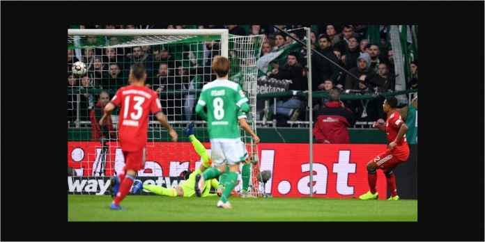 Hasil Werder Bremen vs Bayern Munchen Skor 1-2, Masih Tertinggal 9 Poin Tertinggal