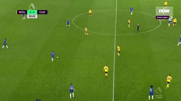 Hasil Wolverhampton vs Chelsea, Liga Inggris
