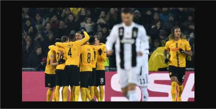 Hasil Young Boys vs Juventus Skor 2-1, Ronaldo Gagal Tambah Golnya