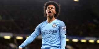 Leroy Sane menjadi penyelamat Manchester City saat laga melawan Hoffenheim