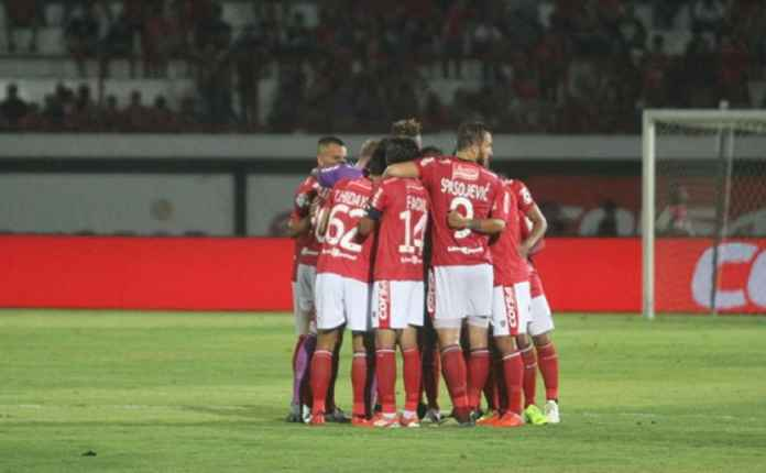 Bali United Tekad Bangkit Saat Menjamu Persija Jakarta