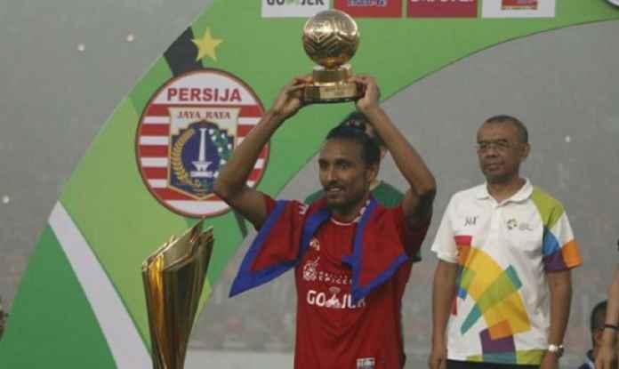 Rohit Chand Jadi Pemain Terbaik Liga 1 Indonesia Musim 2018
