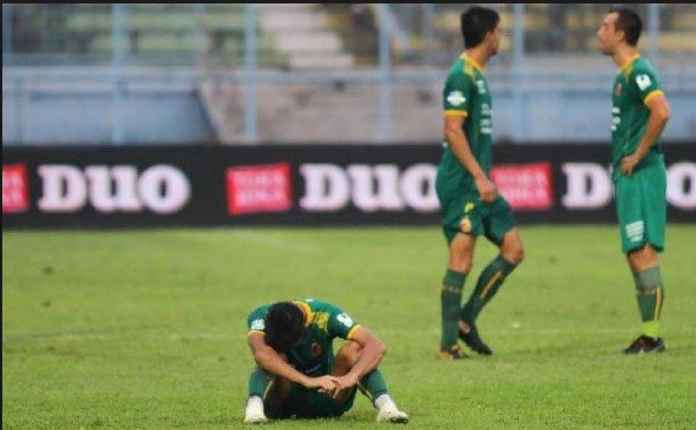 Sriwijaya FC Turun Kasta, Klub Antidegradasi Tersisa 7